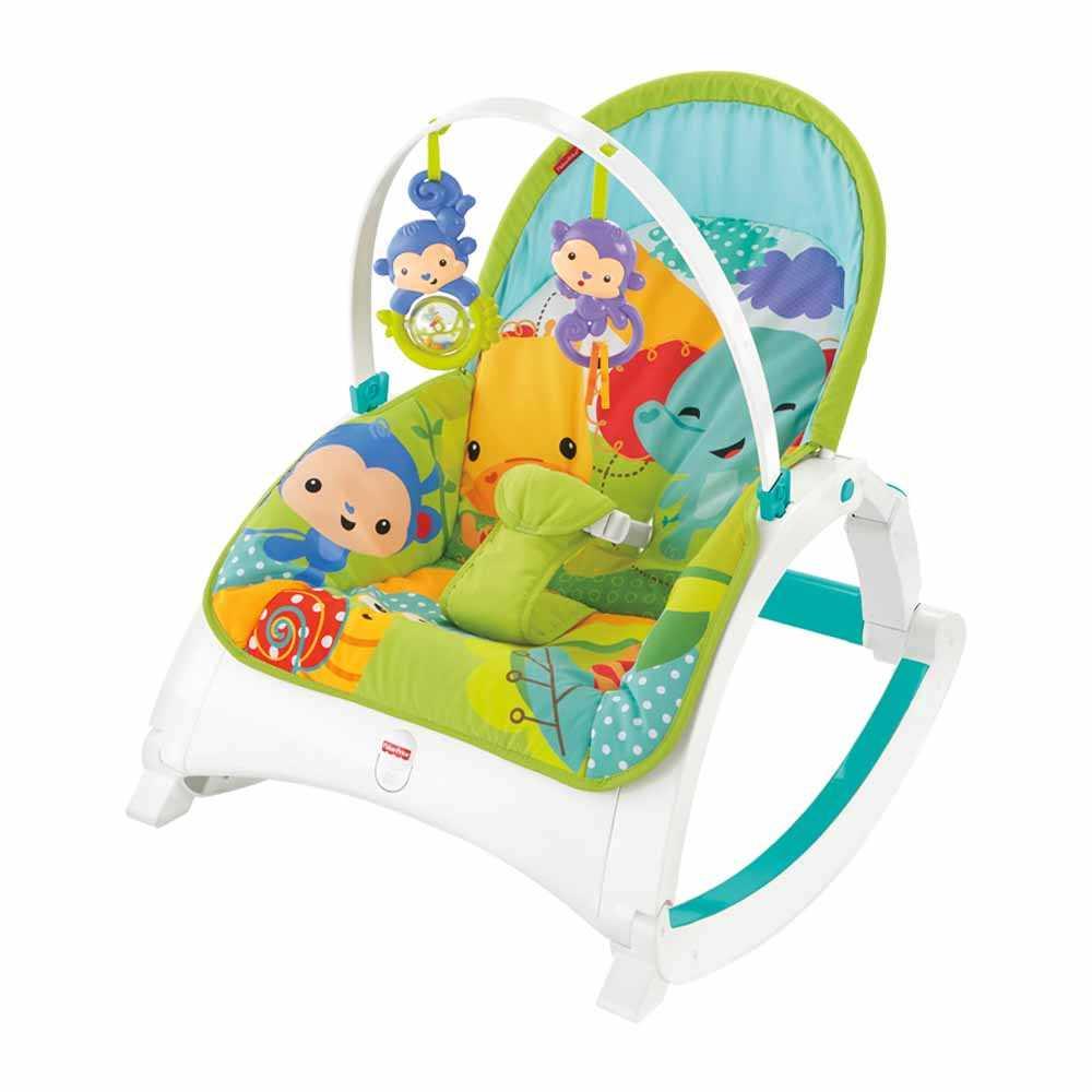 費雪熱帶雨林多功能輕便躺椅DMR87