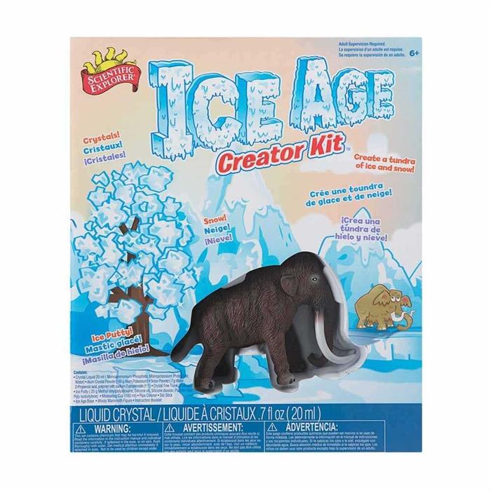 Scientific Explorer Ice Age Creator Kit SE-0SA510