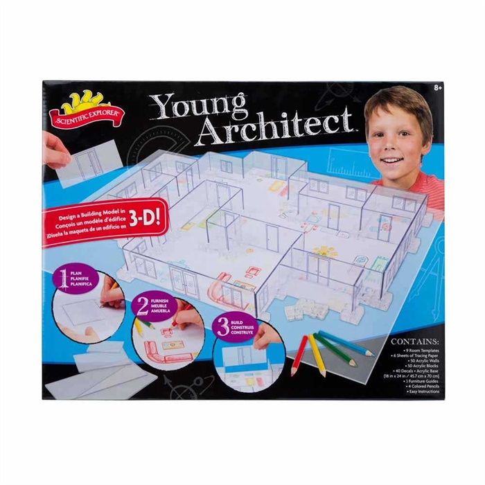 Scientific Explorer Young Architect SE-08701