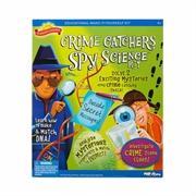 Scientific Explorer Crime Catchers Spy Science Kit SE-0S6802008