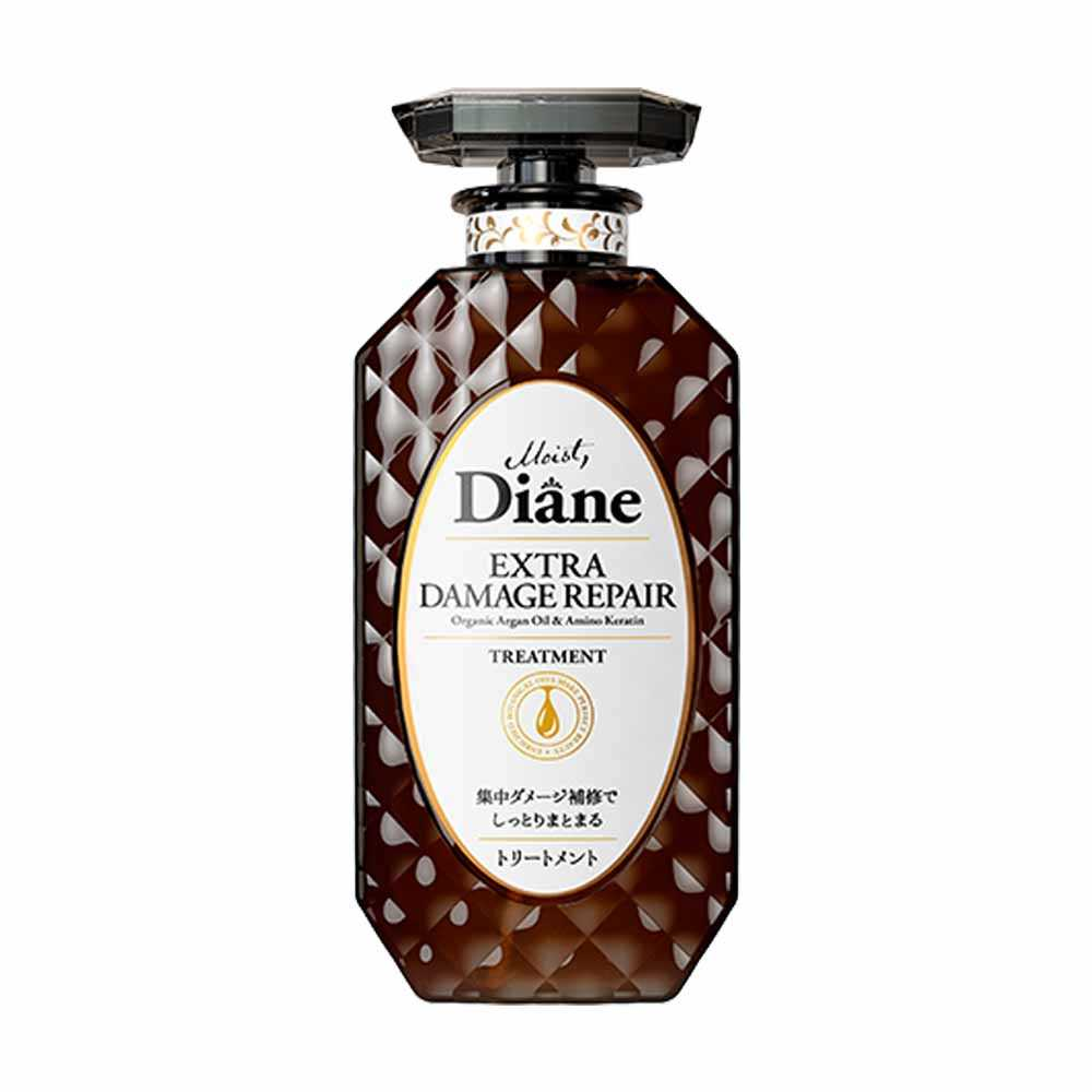 Moist Diane 香水貴油 深層修護護髮素 450毫升