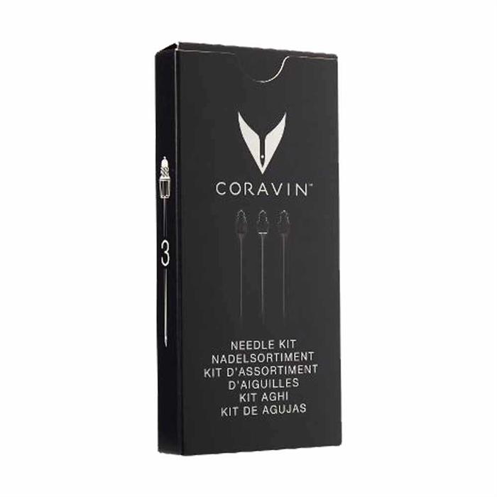 Coravin 取酒針3件套裝 801056