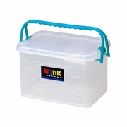IZUMI STORAGE BOX WITH HANDLE
