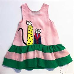 班比奇新款女童连衣裙00262