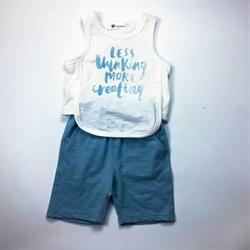 班比奇新款男童套装00417