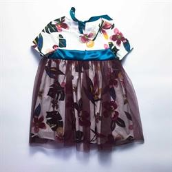 班比奇新款女童连衣裙00264