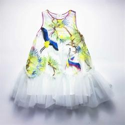 班比奇新款女童连衣裙00273