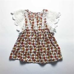 班比奇新款女童连衣裙00295