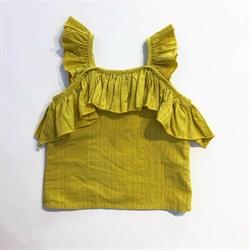 班比奇新款女童短袖衬衫00348