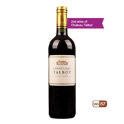 Connetable de Talbot Saint-Julien AOC 2013 (2nd label of Chateau Talbot) (750ml)
